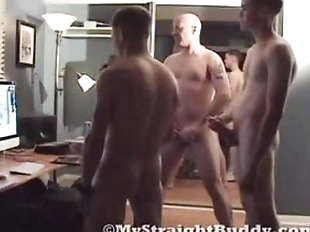 Exposed straight guys. More videos:..
