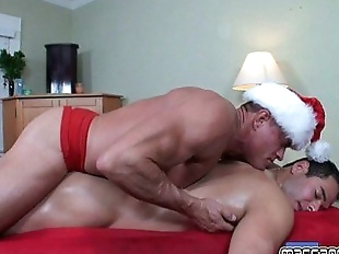Massagecocks New Year Muscle MassageHD
