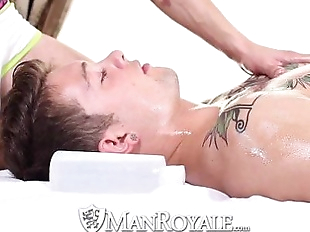 HDManRoyale Hardcore massage and ass pounding..