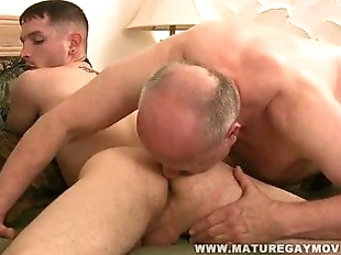 Daddy Carl Loves To Fuck Young Ass